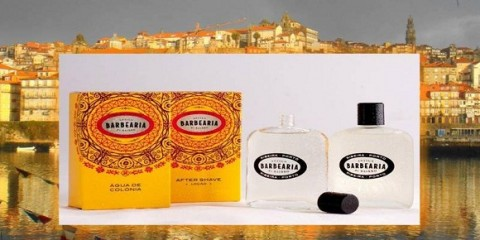 Ribeira do Porto Cologne aftershave colonia antiga barbearia