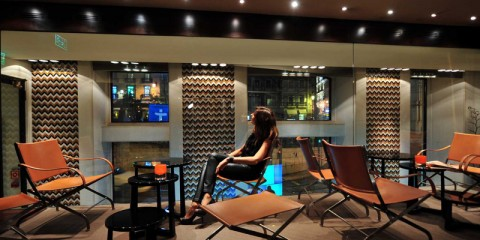 Mezzenine cafe bar hotel bairro alto lisbon lisboa