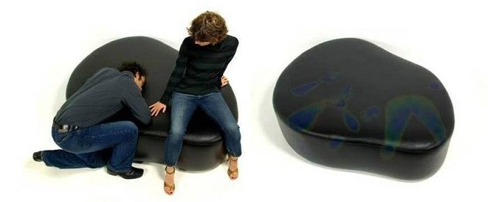 Swap Lounge, Photosensitive Furniture NunoErin