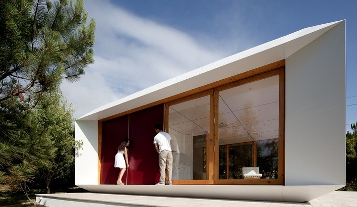 mima house, modular design prefabricated houses