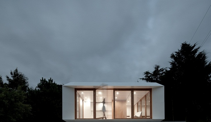 mima house prefabricated modular home, made in portugal