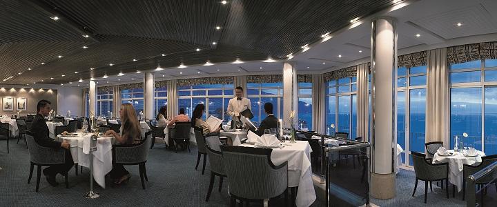 Reids - Les Faunes Restaurant