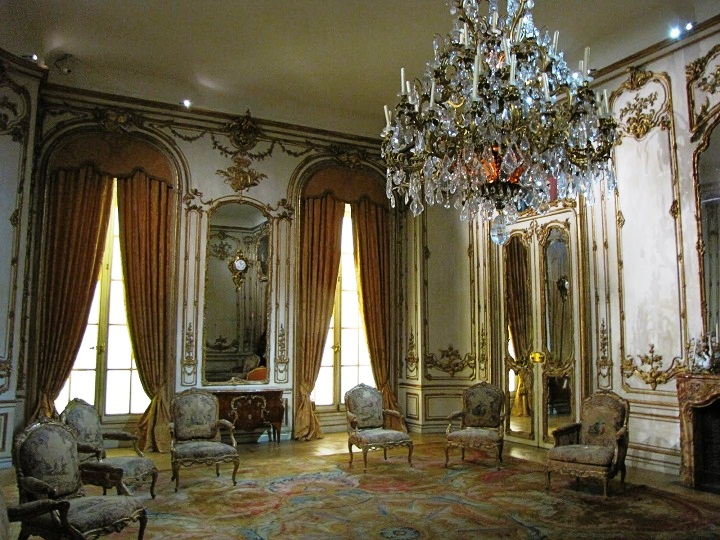 decorative arts at museum of ancient art in lisbon