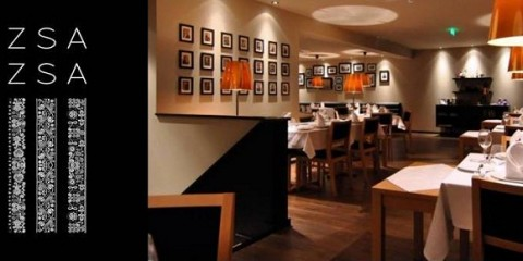 Zsa Zsa Hungarian Restaurant in Porto Portugal