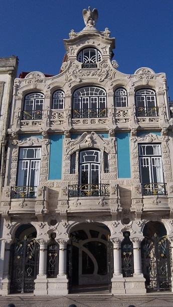 art nouveau museum aveiro, arte nova