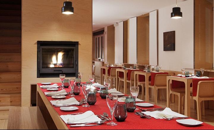 restaurant Casa das Penhas Douradas, Serra da Estrela, boutique hotel portugal