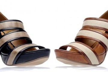 Shoes Closet Inside Africa Collection - Brick Black & Brick Camel