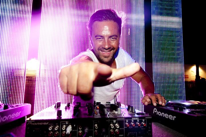 Bliss Vilamoura House DJ Hugo Tabaco