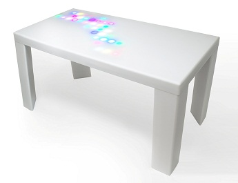 nunoerin sparkle table, nuno erin