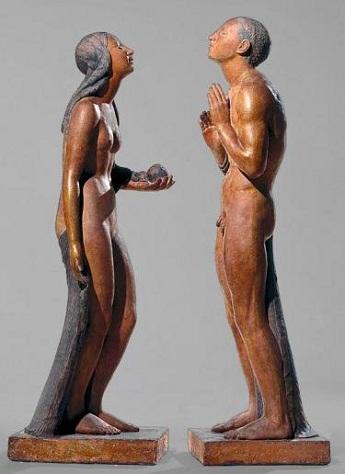 Ernesto Canto da Maia Adão e Eva