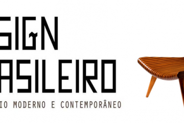 Design Brasileiro at MUDE, September 23 to November 4,