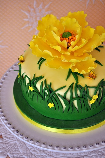 Image Result For Design Lemon Cake