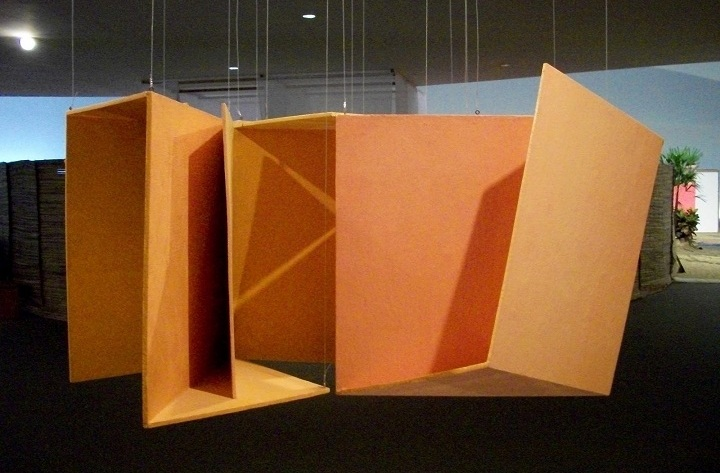 Nucleo from Hélio Oiticica