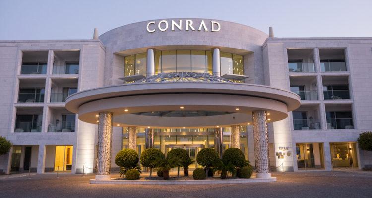 conrad algarve luxury resort,