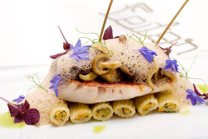 Feitoria innovative cuisine honoring the age of for Artistic argentinean cuisine