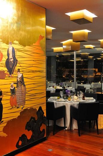 feitoria restaurant hotel altis belem lisbon