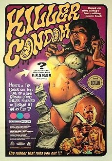 Killer Condom, Martin Walz, Phantasticus Festival