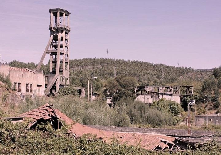 Mines of Sao Pedro de Cova