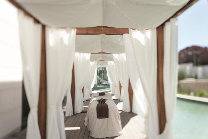 Conrad Algarve Spa cabanas