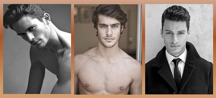 Best Portugal Male Model 2012, Bruno Rosendo,  Gonçalo Teixeira,  Rúben Rua,
