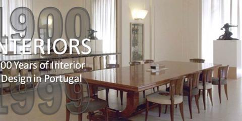 Mude interiores, Interiors 100 Years of Interior Design in Portugal