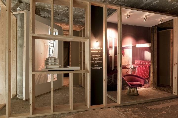 Interiores. 100 anos de Arquitectura de Interiores em Portugal. MUDE, Lisboa
