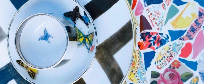 vista alegre christian lacroix dinnerware china porcelain
