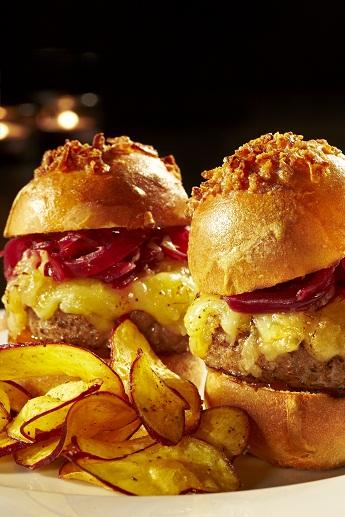 hamgurgers sliders lisbon soul food, harlem lisboa