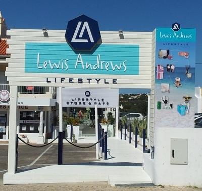 Lews Andrews Lifestyle Store Almancil