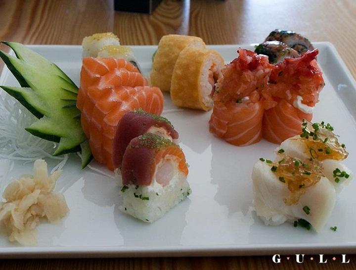 sushi gull restaurant porto oporto