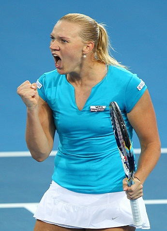 Kaia Kanepi estoril open