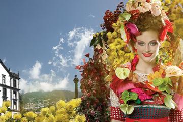 Madeira Flower Festival, Festa da Flor da Madeira,