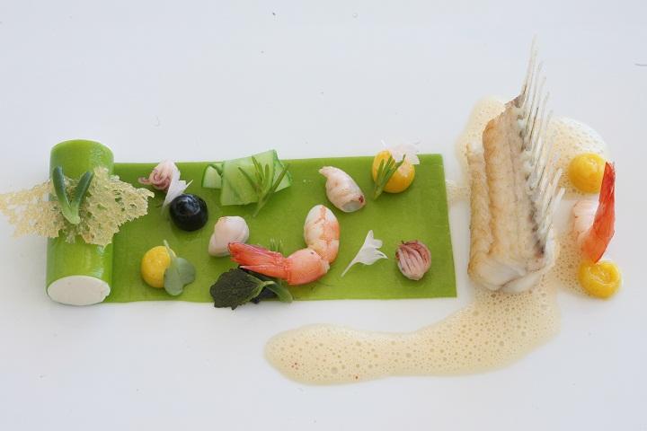 ocean restaurant hans neuner michelin stars portugal, vila vita parc