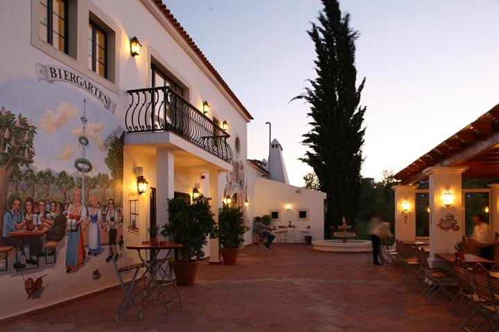 Biergarten A Bit Of Bavaria In Porches Algarve