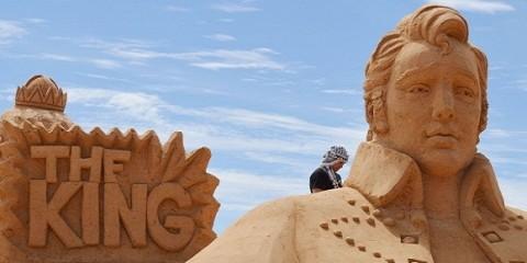 Fiesa 2013 Pera Algarve, Sand Sculpture Festival Portugal,