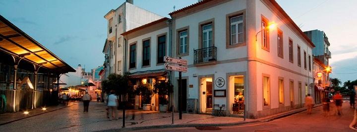 o bairro aveiro central portugal