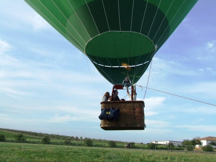 Herdade dos Grous Ballooning alentejo