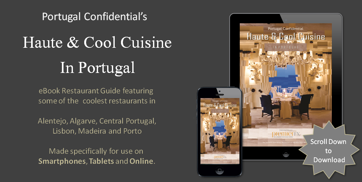 haute and cool in portugal free ebook restaurant guide.