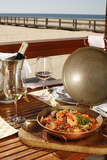 Arte Nautica algarve beach restaurant