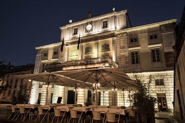 Cafe Lisboa - Exterior