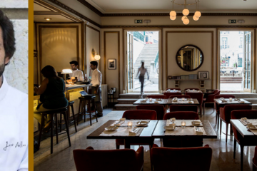 Café Lisboa by José Avillez