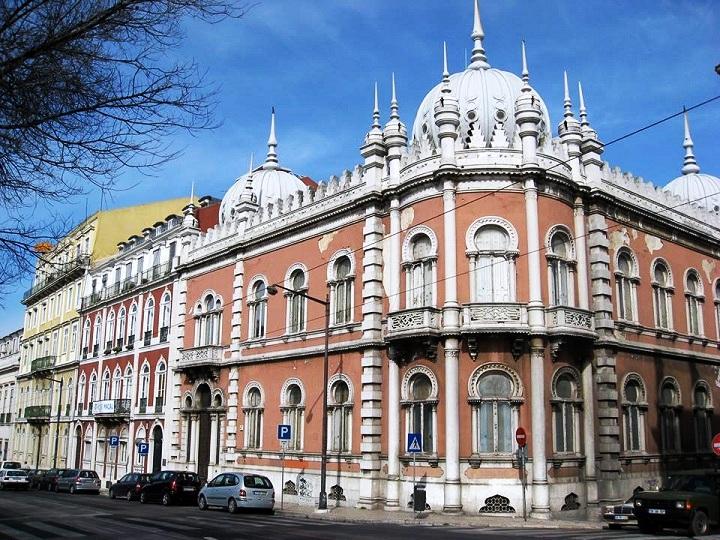 embaixada principe real lisbon lisboa