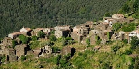 Schist villages aldeias xisto portugal