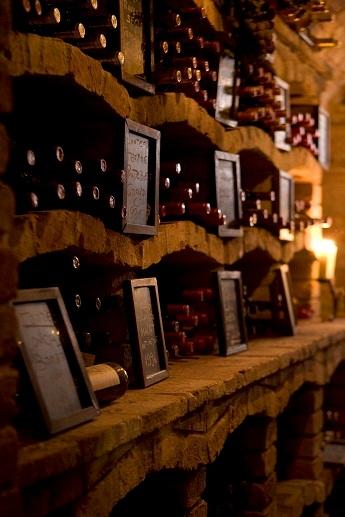 Vila Vita Parc Cave de Vinhos wine cellar