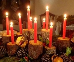 Cabeca Aldeia Natal, sustainable eco-friendly christmas,