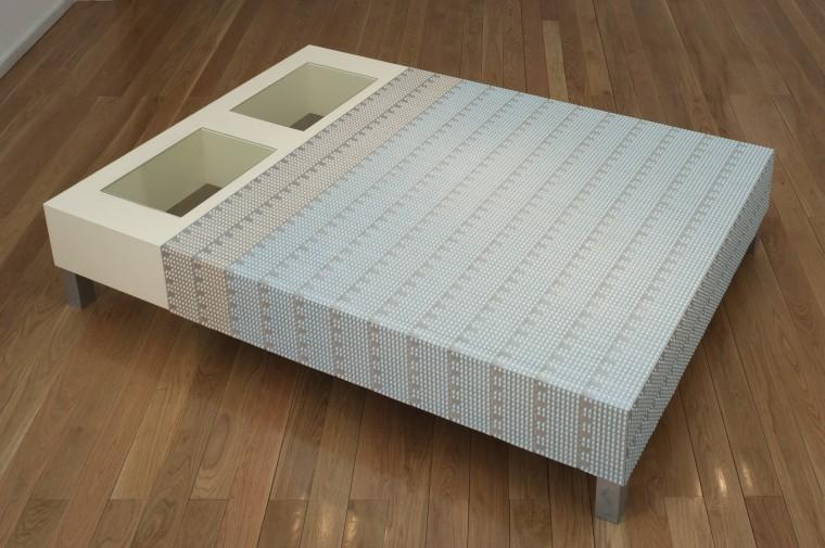 joana vasconcelos valium cama, Colecção António Cachola at the Museu de Arte Contemporanea