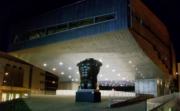 Centro de Cultura Contemporânea Castelo Branco, arte Latino Americana