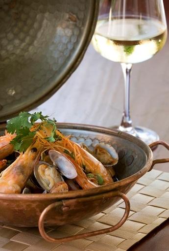 adega vila vita parc, portuguese cuisine algarve,