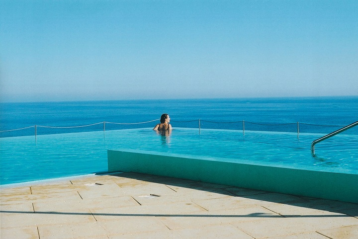 infinity pool, design hotel madeira,