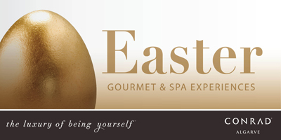easter pascoa conrad algarve, luxury hotel algarve portugal